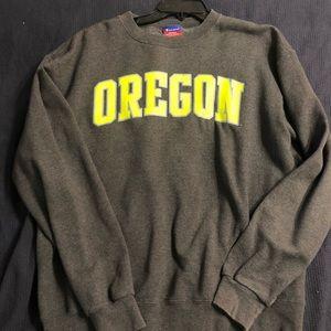 Oregon Ducks Crewneck